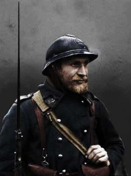French Poilu by ruse59