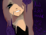 Why Can't I Even Dream Sophia Anders by AnimeGurl1012
