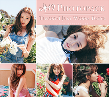 #19 Photopack-Tiffany-I just wanna dance 23P by Siguo