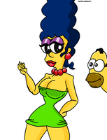 MARGE by NoirEclisped