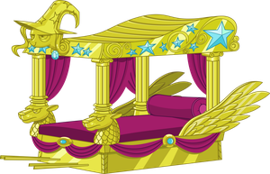 MLP Resource: The Great and Powerful Trixiemobile by Lahirien