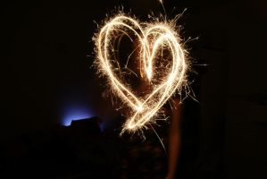 sparklers by oliviacooper