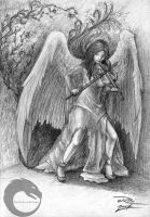 .:Angels play:. by oribi