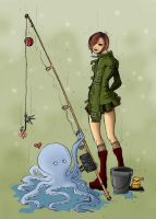 Fishing: Cone Collab by Beklagen