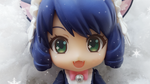 Snow - Nendoroid Wallpaper - Cyan 2 by ng9