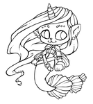 37. Chibimaid by CaptainMetal