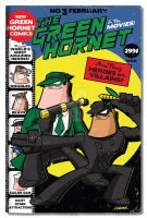 The Green Hornet by RobKramer
