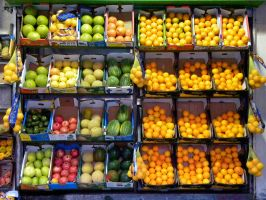 Fruit galore by Agatje