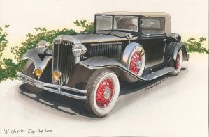'31 Chrysler Eight De Luxe by DominikScherrer