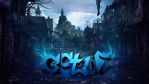 Background by CheckeredStuffGFX