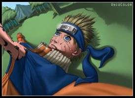 Bye Naruto by UnidColor