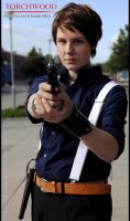TW cos: Captain Jack Harkness by Feffelini