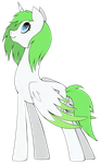 Request: Light-Wing by Stalkerpony
