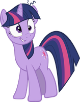 Twilight Sparkle in Panic by Knight725