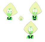 Peridot drawings by 88angelfox