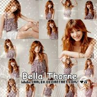 Collage de Bella Thorne by Vaaleh