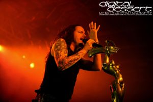 Korn - Live - Jonathon Davis 2 by DigitalDessert