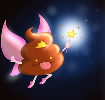 Return of the Poopfairy by TurtieDroppings