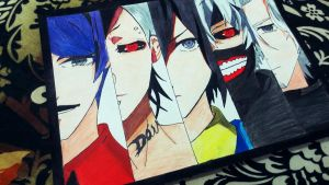 Tkyo Ghouls(Tokyo Ghoul) by AnimeArtworks-11