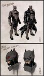 The Batman - concept by W-Orks