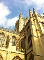 Bath Abbey by SimonCleary17
