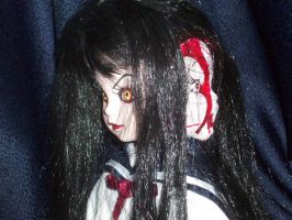Living Dead Doll Custom Tomie by ShagonsHeart