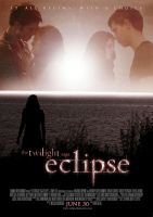 Twilight Saga: Eclipse Poster by Alecx8