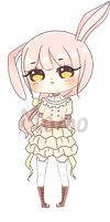 Bunni Adopt ((CLOSED)) by Momoiro-Chu