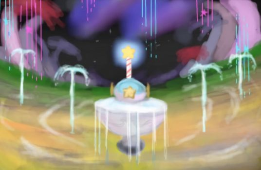 Fountain of Dreams by MinDream6