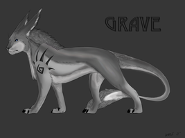 Grave Concept by WoofMewMew