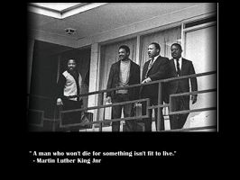 MLK on Matryrdom by Skargill