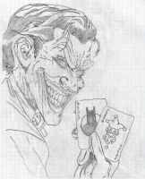 Joker Cards by RatedrCarlos