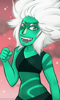 Malachite by Zoiekiwi