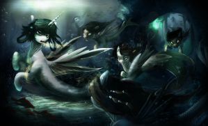 Call of the Selkies (COM) by Tarantad0