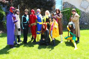 ColossalCon 2014 - Marvel Photoshoot 05 by VideoGameStupid