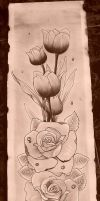 roses and tulips romance by tr3slibras