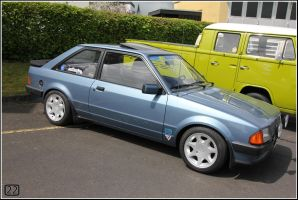Ford Escort RS by 22photo