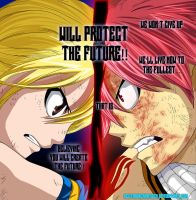 Fairy Tail Chapter 327 by Kayden007