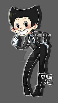 Bendy by kanoii-chi