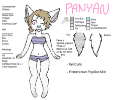 Panyan Ref 2013 by Shedevil362