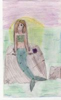 mermaid by Pictwii