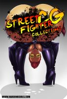 Street Fighter CG Collection by cyberunique