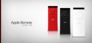 Apple remote by Bobbyperux