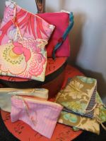 Assortment of Pretty Purses by sewn-by-honeybirds