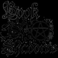 Book Of Shadows by witchtopia