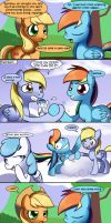 Sisterhooves Social - Rainbow Dash by Solar-Slash