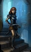 Search For Shinobi by SirTiefling