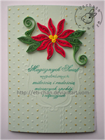 Quilling - card 105 by Eti-chan