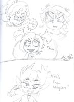 Desu's girl troubles and Meepers by Kittychan2005