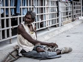 A Smoke Break by InayatShah